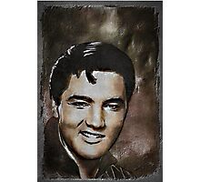ELVIS.... Photographic Print