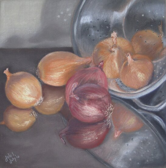 Onions by JulieWickham