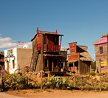 Wild Ass Saloon (And Other Respectable Establishments) ©  by © Hany G. Jadaa © Prince John Photography