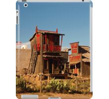 Wild Ass Saloon (And Other Respectable Establishments) ©  iPad Case/Skin