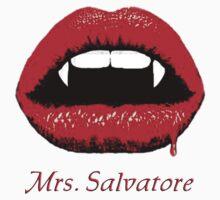Mrs Salvatore by bethanyyhelenn