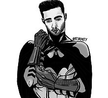 Bat Man Liam by natyamity