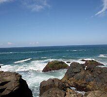Ocean #7 by Jodie Cooper