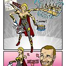 The Adventures of Fantastic Fi and Captain Dodi Page 1 of 10 by Michael Lee