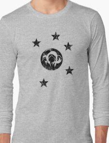 Foxhound V1 (Black) Long Sleeve T-Shirt