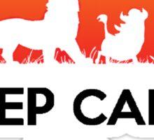 Keep calm and HAKUNA MATATA Sticker
