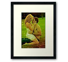 :::Romance::: Framed Print