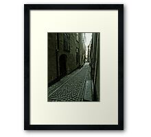 Gamla Stan, Stockholm, by Tim Constable Framed Print
