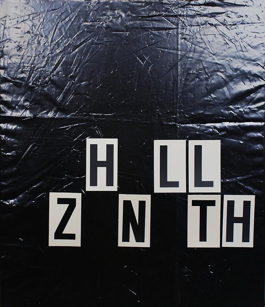 HELLO ZENITH by Steve Leadbeater