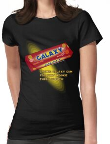 Chewie Galaxy Gum Womens Fitted T-Shirt