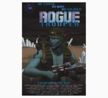 Rogue Trooper Engineered for War Kids Clothes