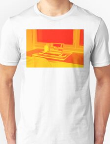 Surreal Laptop Repeating Screen 2 Unisex T-Shirt