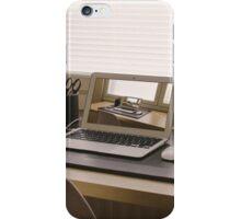Surreal Laptop Repeating Screen 1 iPhone Case/Skin