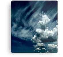 Cloud Bust Metal Print