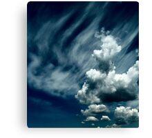 Cloud Bust Canvas Print