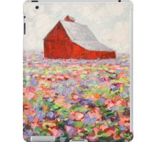 Hill Country Wildflowers iPad Case/Skin