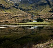 Home on the Loch! by Peter Doré