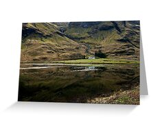 Home on the Loch! Greeting Card