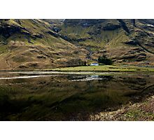 Home on the Loch! Photographic Print