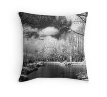 Wintersong Throw Pillow