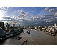 The Pool of London Photographic Print