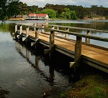Lake Daylesford by Joe Mortelliti