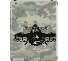 War Pilot iPad Case/Skin