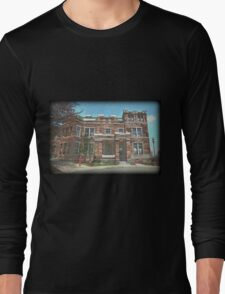 Castle On The Hill Long Sleeve T-Shirt