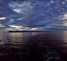 Inside Passage Alaska by ten2eight
