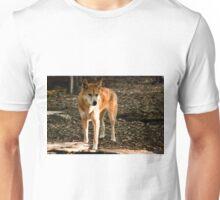 0131 Australian Dingo Unisex T-Shirt