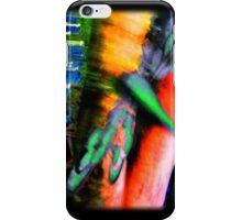 Psychedelic Dragonfly  iPhone Case/Skin