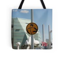 0837 Pedestrians are double points this week Tote Bag