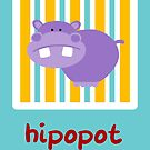 Hipopot by Sonia Pascual