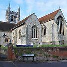 St. Andrews Church . Farnham ,Surrey. Uk. by relayer51