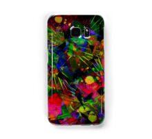 Spiky Psychedelic  Samsung Galaxy Case/Skin
