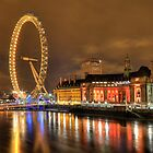 Night Wheel by John Murray
