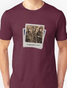 Dean, Bobby and Moose Unisex T-Shirt