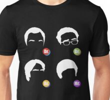 The Big Bang Theory - Dr. Dr. Dr. Mr. Unisex T-Shirt
