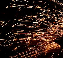 sparks of life!! by Balbodh Chauhan