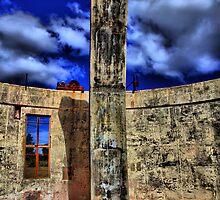 Mount Stromlo Observatory HDR by John Vandeven