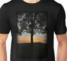 Lone Tree May Sunset Unisex T-Shirt