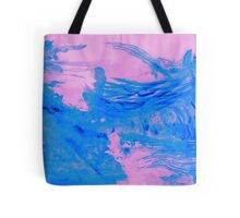 Remote Wave Tote Bag