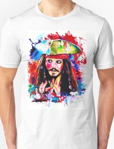 """Captain Jack Sparrow"" T-Shirt"