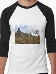 Homeland Creeslough -Donegal Ireland  Men's Baseball ¾ T-Shirt