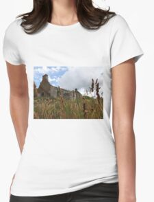 Homeland Creeslough -Donegal Ireland  Womens Fitted T-Shirt