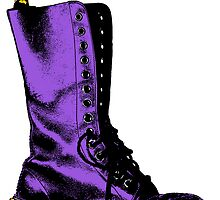 Purple Doc by BrionyJay