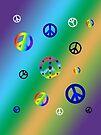 Peace Signs by Susan S. Kline