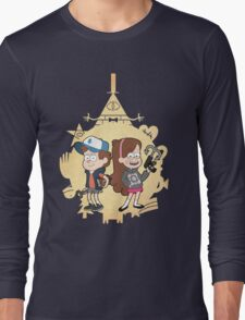 Ask-MysteryTwins Long Sleeve T-Shirt