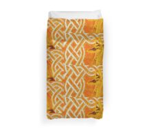 Anubis from Side by Sarah Kirk Duvet Cover