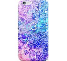 Atomic Doodle  iPhone Case/Skin